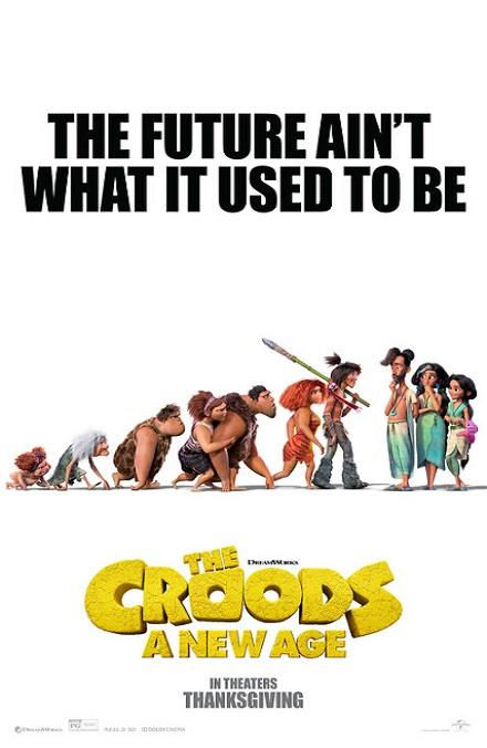 THE CROODS 2 (A NEW AGE)