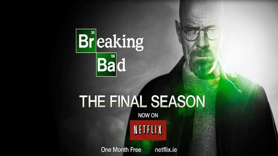 Cinema deals the right chemistry for Breaking Bad on Netflix